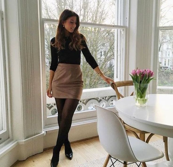 46 Gorgeous Winter Office Outfits Ideas That Are Not Boring