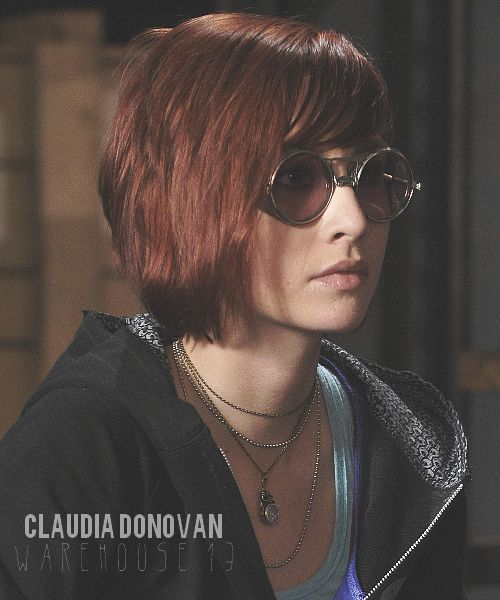 Claudia Donovan - Warehouse 13