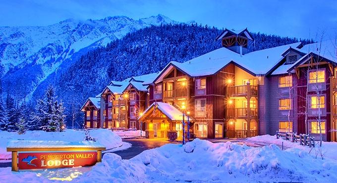 Beautiful lodge