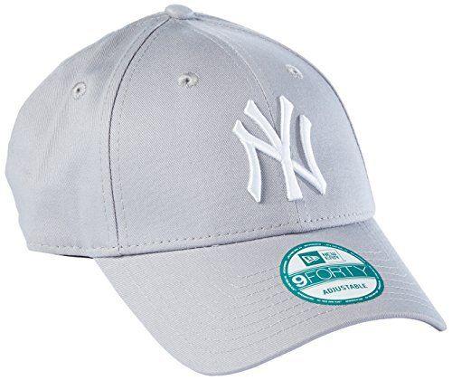 New Era 10531938 – Casquette de Baseball – Homme: Casquette New Era. Casquette à visière rigide, logo de la marque brodé dessus, lanière de…