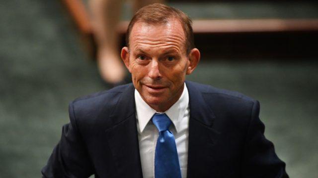 Tony Abbott finally proves he's an Australian