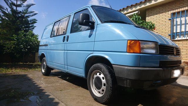 Mil Anuncios Com Volkswagen Transporter T4 2 4d Volkswagen Transporter T4 Volkswagen Transporter Volkswagen