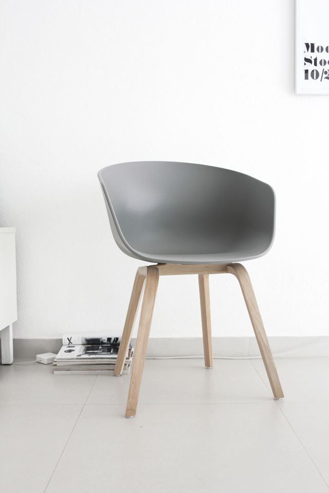 About a chair | chair . Stuhl .  chaise | Design: Hay / Hee Welling |