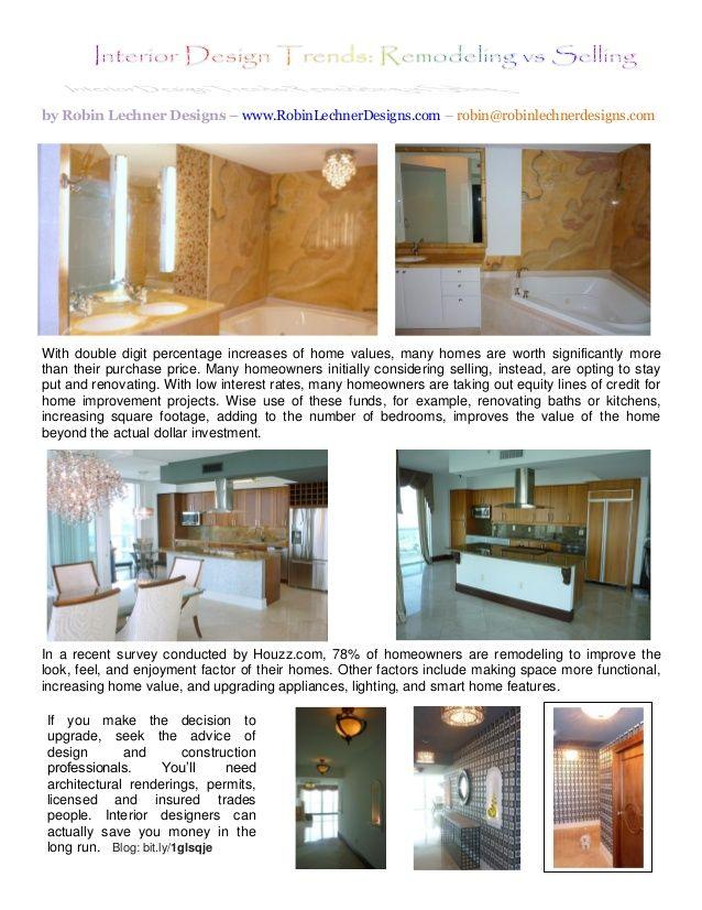 Architecture Vs Interior Design 20 best interior design trends - pdf  articles images on pinterest