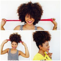 Black Hair Growth, Curly Hair Styles, Natural Hair Styles, Afro Curls, Pelo Afro, Afro Art, Curly Girl, My Hair, Cool Hairstyles