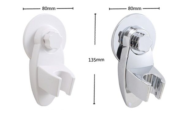 Suction Cup Shower Head Holders