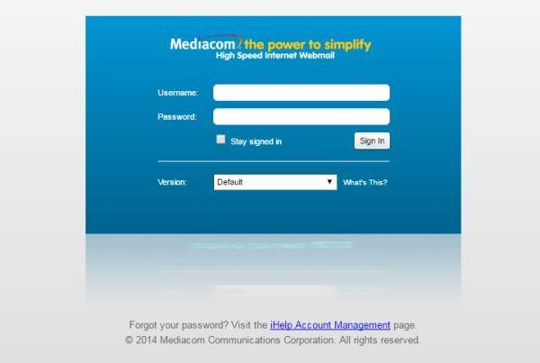 mchsi.com mail login