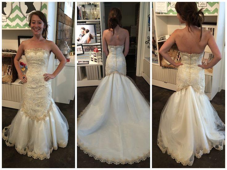 93 best images about wedding dresses on pinterest for Wedding dresses in nashville