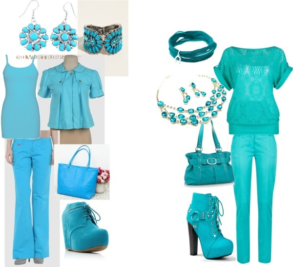 """""""turquoise turquoise turquoise"""" by kyrie-akers-hubbard on Polyvore: Turquoi Turquoi, Turquoise Turquoise"""