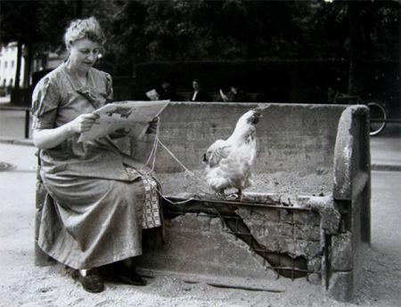Robert Doineau, 1940 paris, Gelatin Silver Print