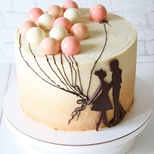 Украшение тортов кремом,шоколадом, фруктами - Кондитерская - сообщество на Babyblog.ru - стр. 696