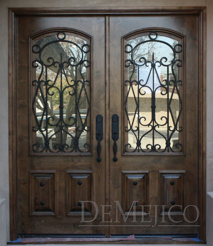 81 best Double Front Doors images on Pinterest | Windows, Colored ...