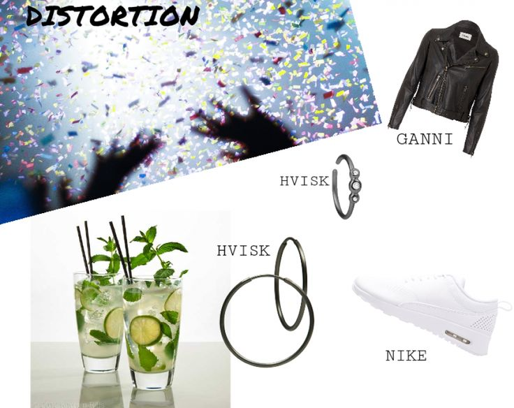 DISTORTION STREET PARTY | #hviskdistortion #style #fashion #smykker #hvisk #jewellery