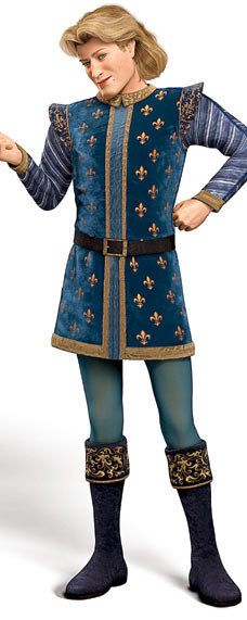 "I got Prince Charming! Which ""Shrek"" Character Are You Based On Your Zodiac Sign?"