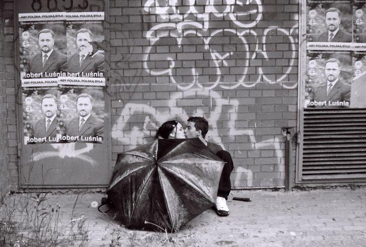 un umbrella of hapiness Kasia A. Liszewska ©