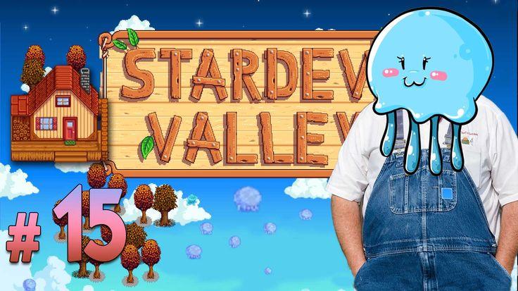 GELATINE E INIZIO AUTUNNO | Stardew Valley #15