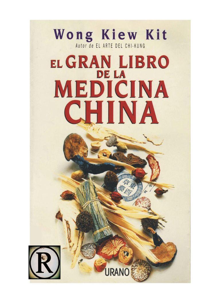 Kiew Kit Wong El Gran Libro De La Medicina China