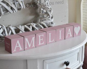 Image result for vintage personalised baby christmas decoration