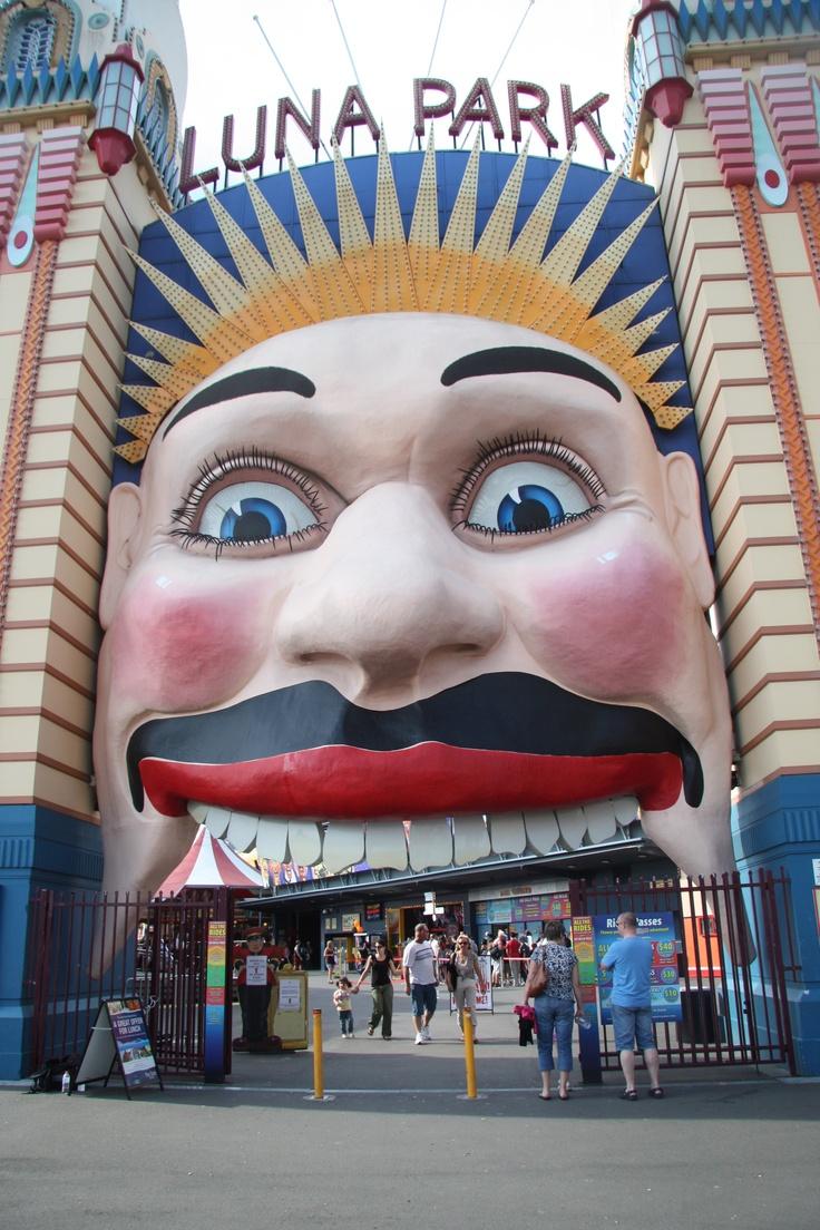 Luna Park...awesome park!
