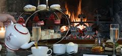 Hotels in Northamptonshire | Fawsley Hall Hotel & Spa For afternoon tea in the Great Hall, reserve a sofa!