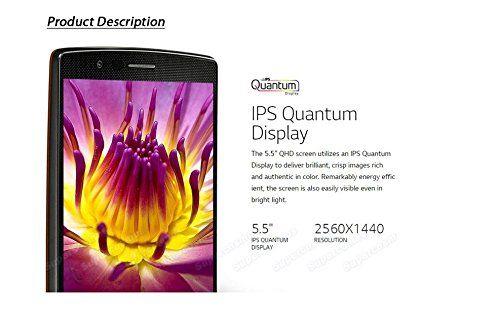 "Buy LG G4 F500 32gb Unlocked Phone 5.5"" Snapdragon 808 Hexa-core 16mp Ceramic White NEW for 254 USD | Reusell"