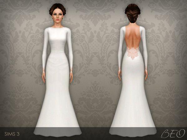 BEO's Wedding dress 35