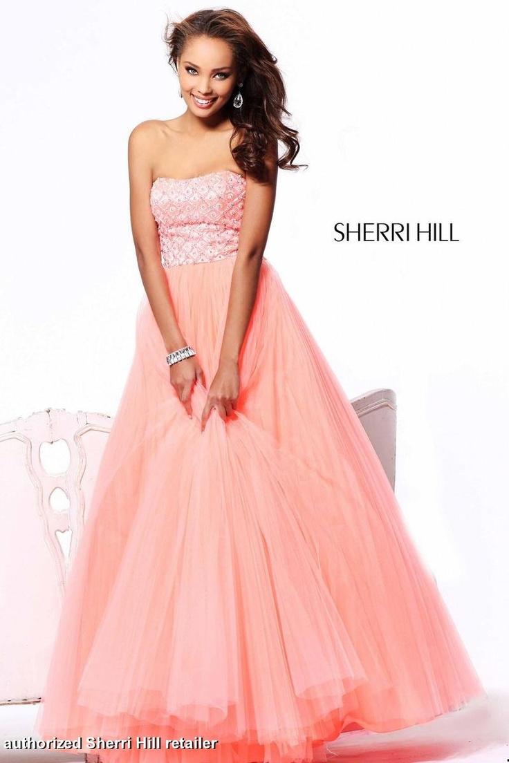 Sherri Hill 21152 Sherri Hill 2013 Prom Dresses - Pageant, Formal Gowns, Bridesmaid and Evening Dresses - PROMUSA.BIZ