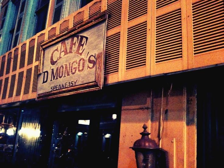 Cafe D'Mongos Detroit