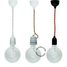 mining lamps, industrial light, porcelain lamps, bakelite lamps, lamps with textile cable, ceiling lamps with textile cable, industrial lamp...