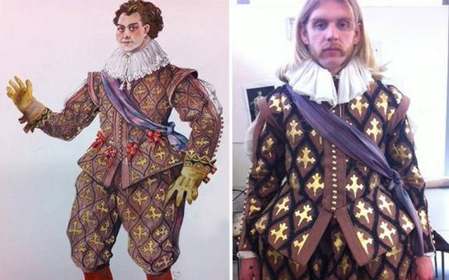 Wimbledon College of Art Costume Interpretation Degree Show 2013 ...