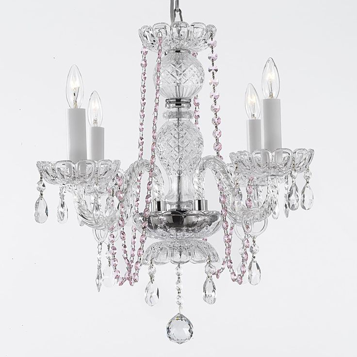 Light Up Your Indoor E By Using This Beautiful Chandelier Embellished With Crystals Four Captures And Reflect The Of