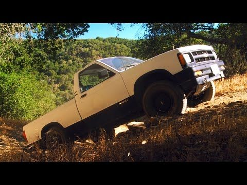 ▶ Cheap Truck Challenge Build with a '93 Chevy S10! - Dirt Every Day Ep. 31 - YouTube