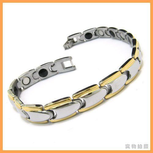 "Cheap steel rubber bracelet, Buy Quality steel bracelet men directly from China bracelet Suppliers: PRODUCT ID: 10013467 METAL: Stainless Steel  COLOR: Silver & GoldSIZE: L: 8.5"", W:8mm"