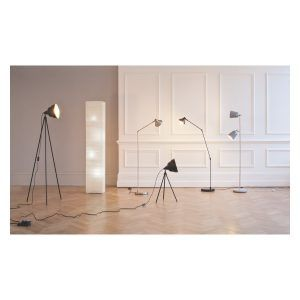 Colored Paper Floor Lamps