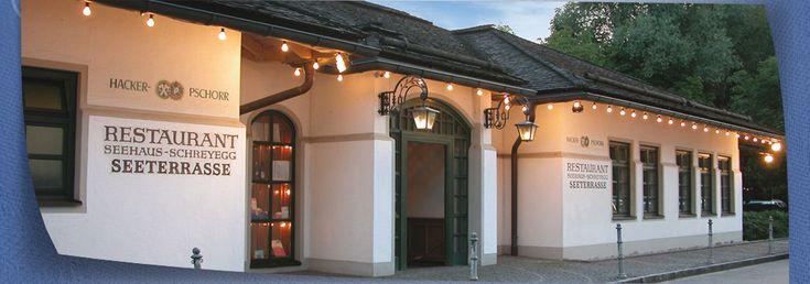 Wunderschönes Restaurant direkt am Ammersee <3