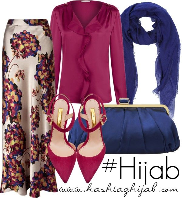 Hashtag Hijab Outfit #294