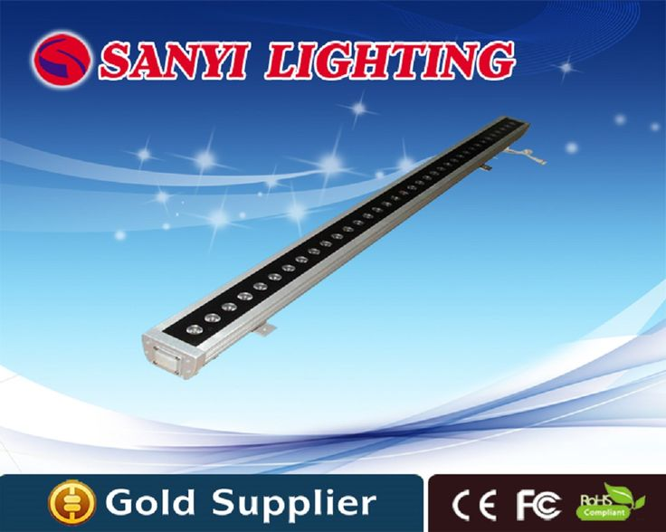 ==> [Free Shipping] Buy Best Wholesales Power 36W outdoor led lights wall washer LED Linear Bar 220V/24v RGB/Red/Blue/Green/White Color Option Online with LOWEST Price | 32298609184