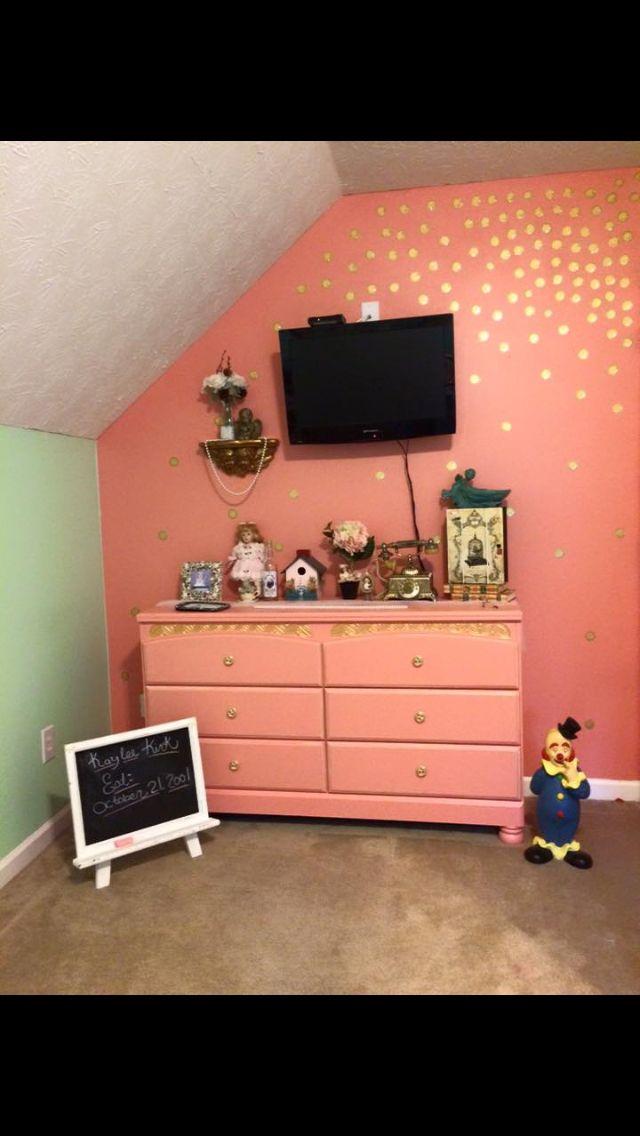 Kaylees room redo