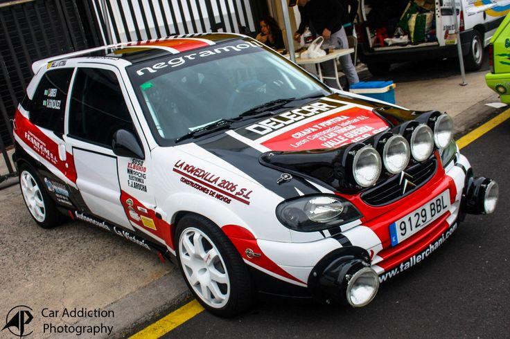Citroën Saxo VTS Gr.A
