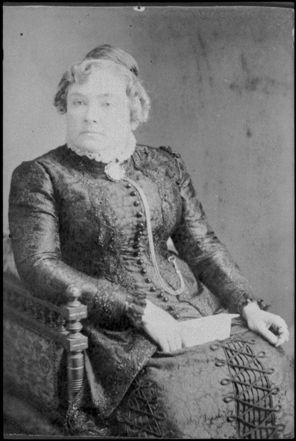 """""""My career has been one of much struggle characterized by the usual persecution which attends everyone who pioneers a new movement or steps out of line with established custom."""" - Dr. Emily Stowe"""
