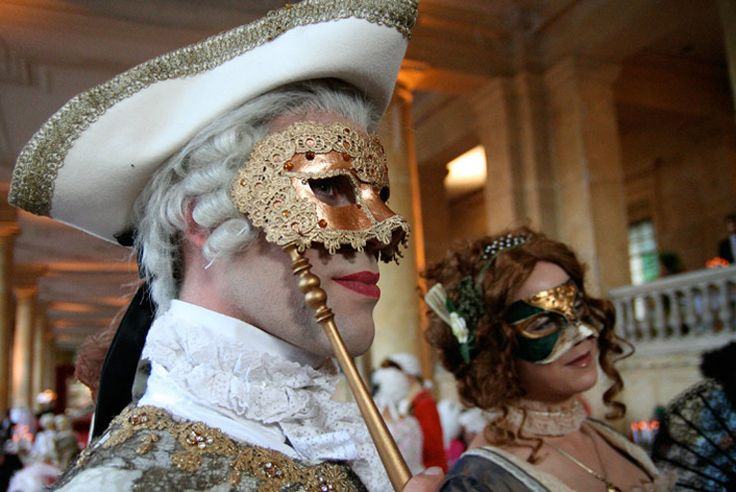 INCANTO - Venezianischer Maskenball