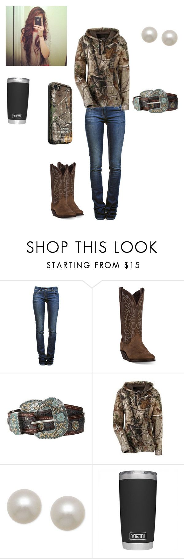 """2 More Days :)"" by babyinblue ❤ liked on Polyvore featuring Étoile Isabel Marant, Laredo, M&F Western, Honora and LifeProof"