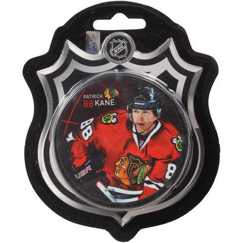 #Chicago Blackhawks Patrick Kane Player Puck With Nhl Carton from $8.99