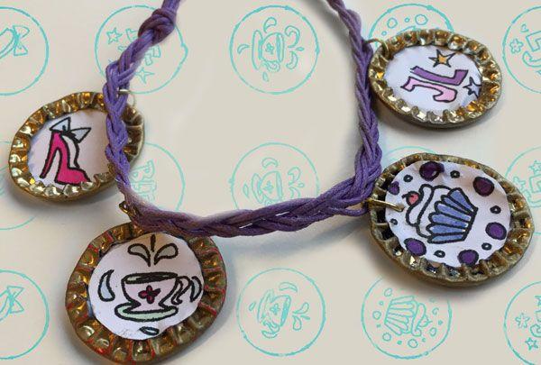 Elk meisje houdt van blingbling, toch? Hoe leuk is het om zelf een armband voor je vriendin te maken? Je hebt er vrij weinig voor nodig, het is echt super simpel en je kunt 'm zo persoonlijk maken als je zelf wil. Kijk op www.zapp.nl/jill