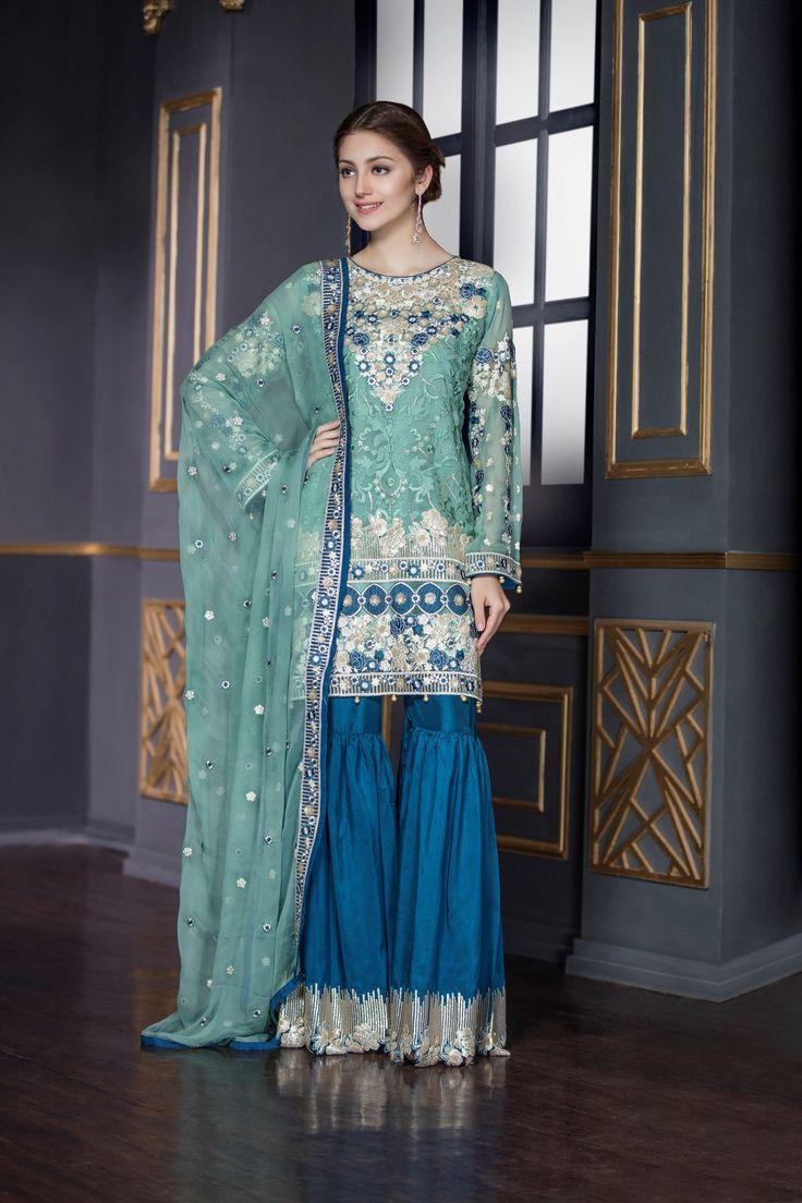 79 best Pakistani Designer collection images on Pinterest
