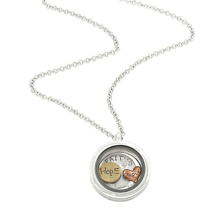 Auralee Company - Round Floating Charms Locket Words Love Hope Faith Fashion Necklace, (http://www.auralee-company.com/round-floating-charms-locket-words-love-hope-faith-fashion-necklace/)