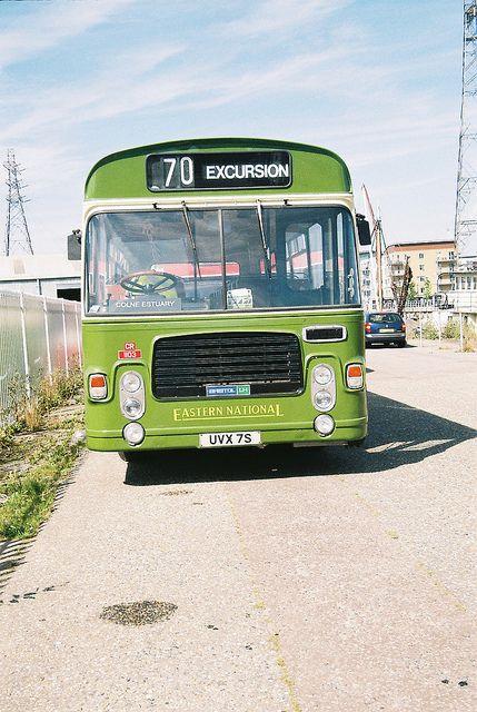 Bristol LH single decker (UVX 7S) - King Edward Quay, Hythe, Colchester | Flickr - Photo Sharing!