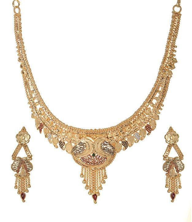top necklace set fashion jewellery, imitation necklace set from goldencollections