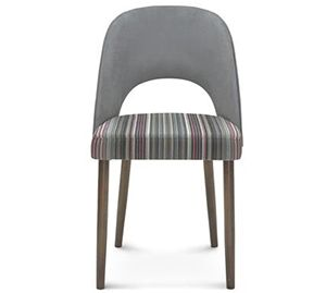 Curve 2 side chair | Contract furniture - hospitality - stylish - dining chair