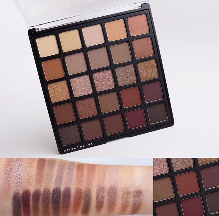 NEW from Morphe Brushes • BRONZED MOCHA Eyeshadow Palette • Available December 26th • Coupon code: TRENDMOOD for 10% OFF.